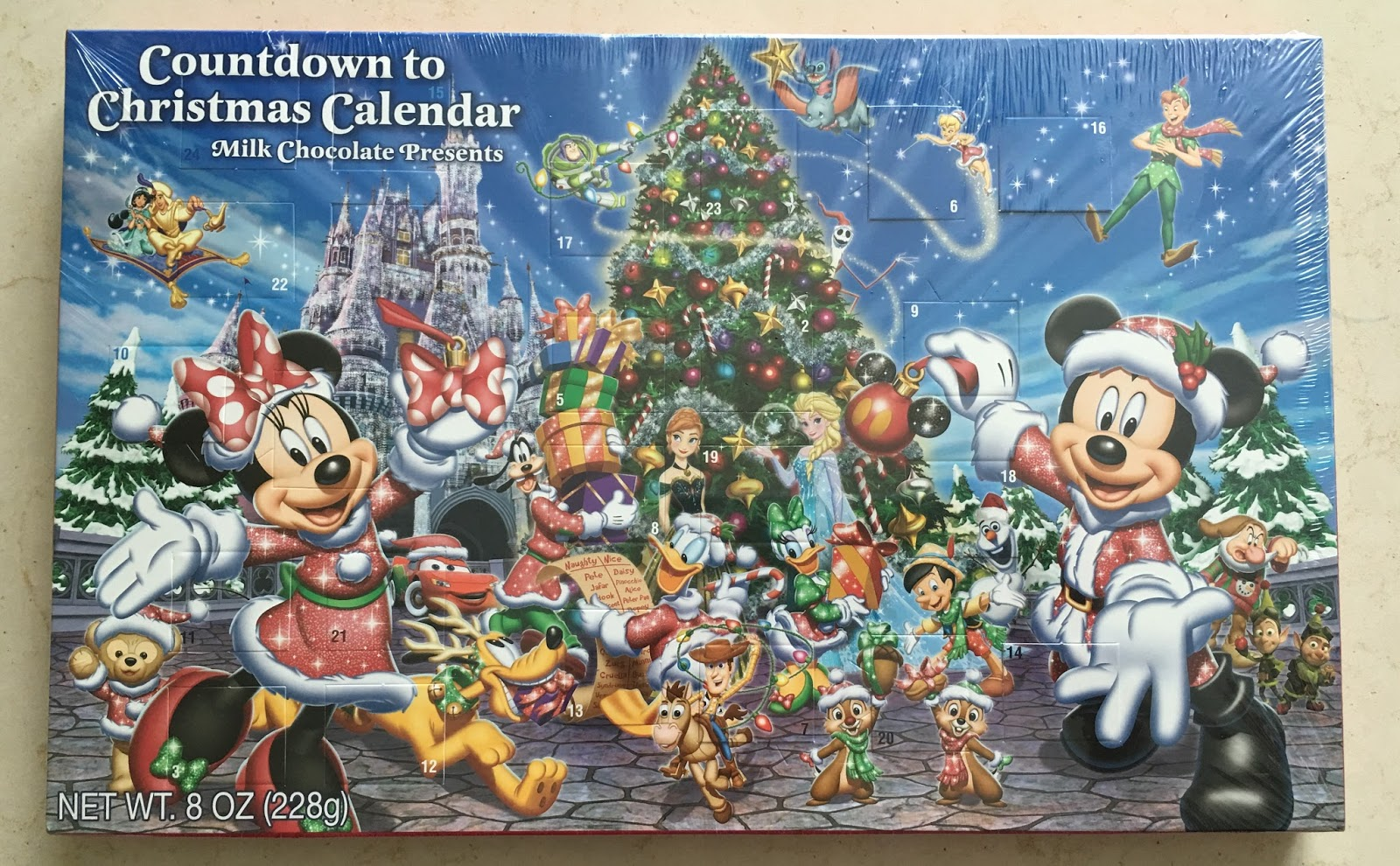 Alexis's Gluten Free Adventures: Disney's Countdown to Christmas ...