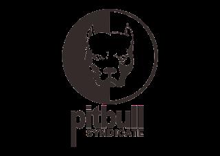 Pitbull Syndicate Logo Vector