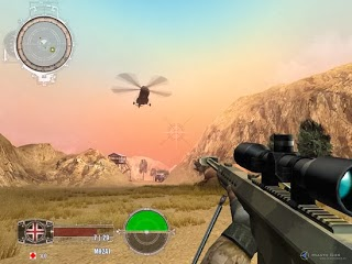 Download CTU Marine Sharpshooter PC Full