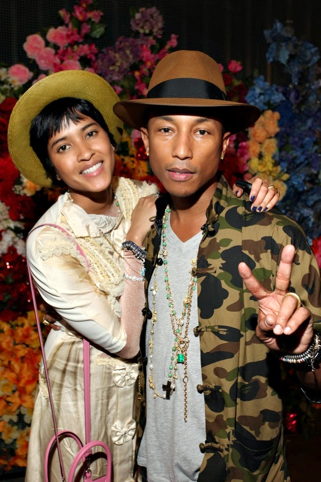 Pop Culture And Fashion Magic Pharrell Williams A True