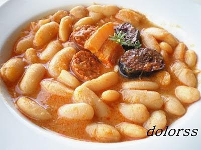 Recetas con legumbres cocinar con amigos for Como cocinar fabada asturiana