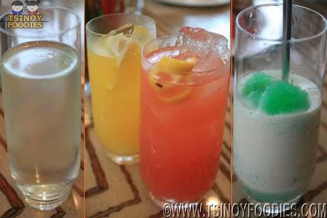 spectrum drinks