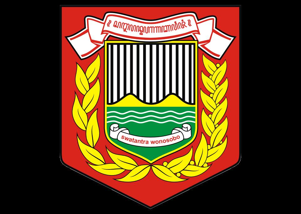 Kabupaten Wonosobo Logo Vector  download free