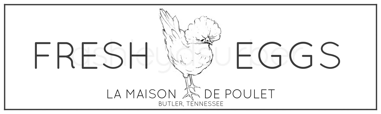 Homestead revival inspiration friday chicken carton labels perhaps ill host a contest one day everyone could link up their best dressed egg carton what do you think pronofoot35fo Image collections
