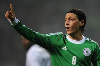 Mesut Ozil Germany Footballer