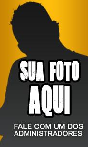 #SUA FOTO AQUI