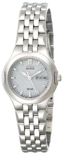 Citizen Women's EW3120-59A Eco-Drive Corso Stainless Steel Watch