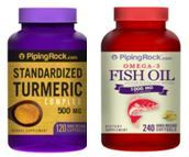Turmeric & Fish Oil