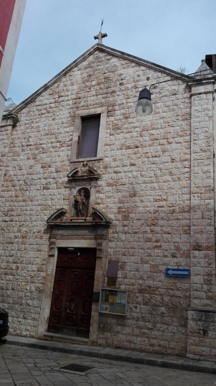 chiesa di santa rosa