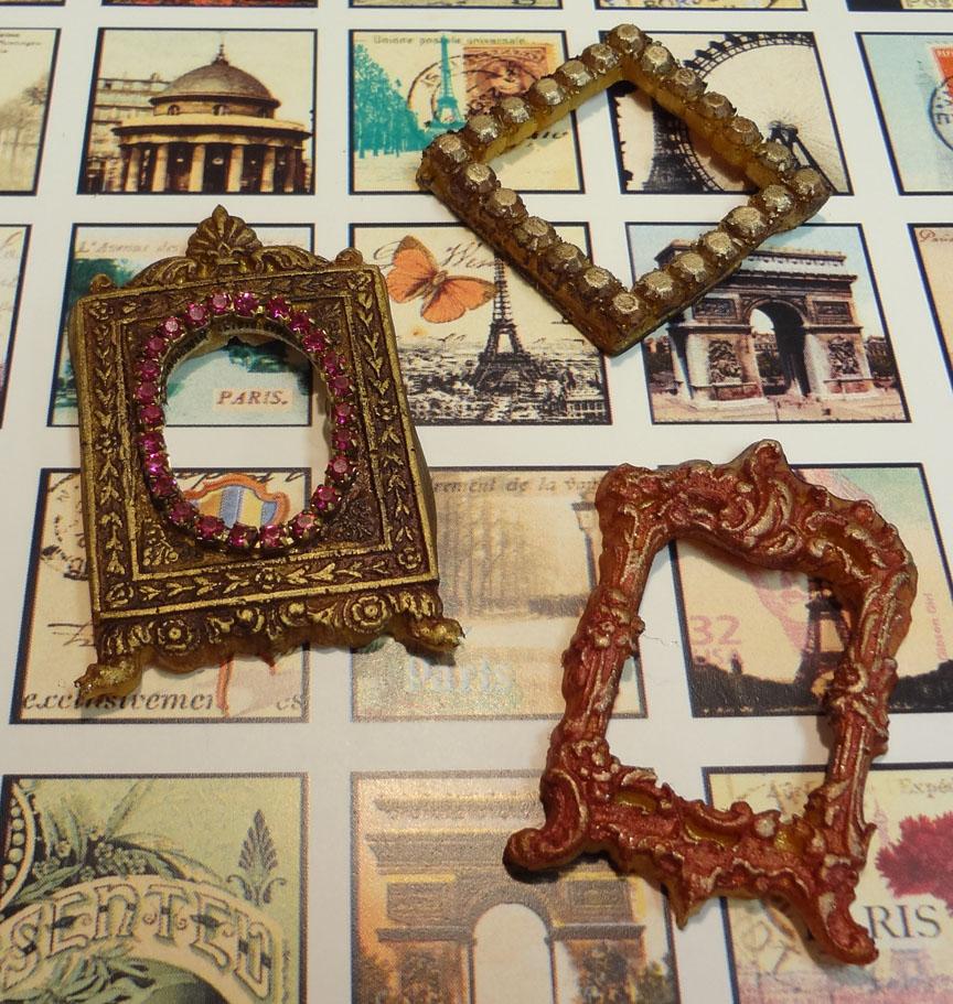 I love resin miniature resin molds jeuxipadfo Choice Image