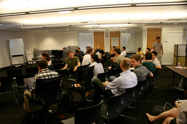 Pictures from the August 2010 Tech Events in Chicago