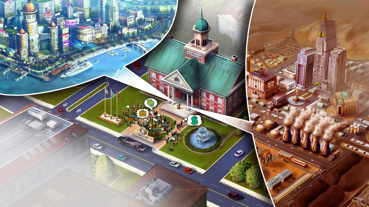 SimCity Razor1911 screenshots