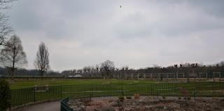 Wimbledon Park's 18-hole Crazy Golf course in London