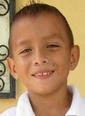 Alejandro - Nicaragua (NI-239), Age 8