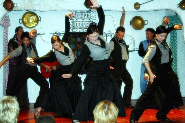 visita turística Málaga, excusiones en Málaga, tablao flamenco Torremolinos