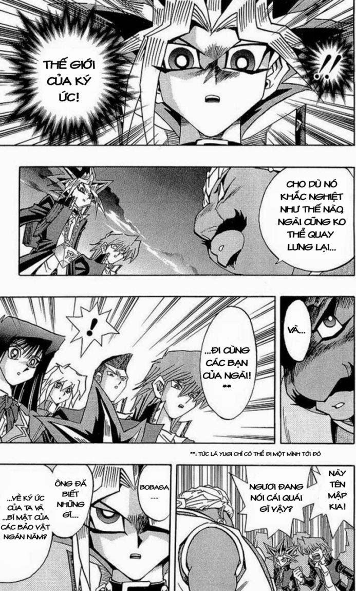 YuGi Oh – Vua Trò Chơi chap 282 Trang 7