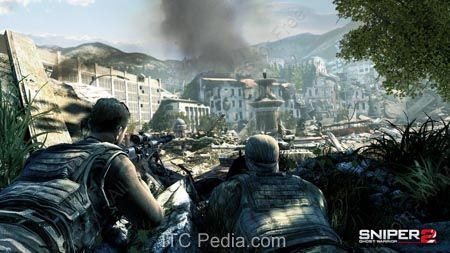 Sniper: Ghost Warrior 2 Special Edition v.3.4.1.4621 + 4 DLC (2013/MULTi2/RePack by SEYTER)