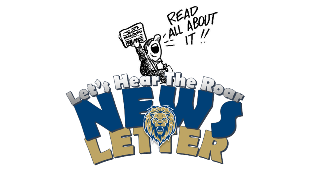 Lake Creek Newsletter