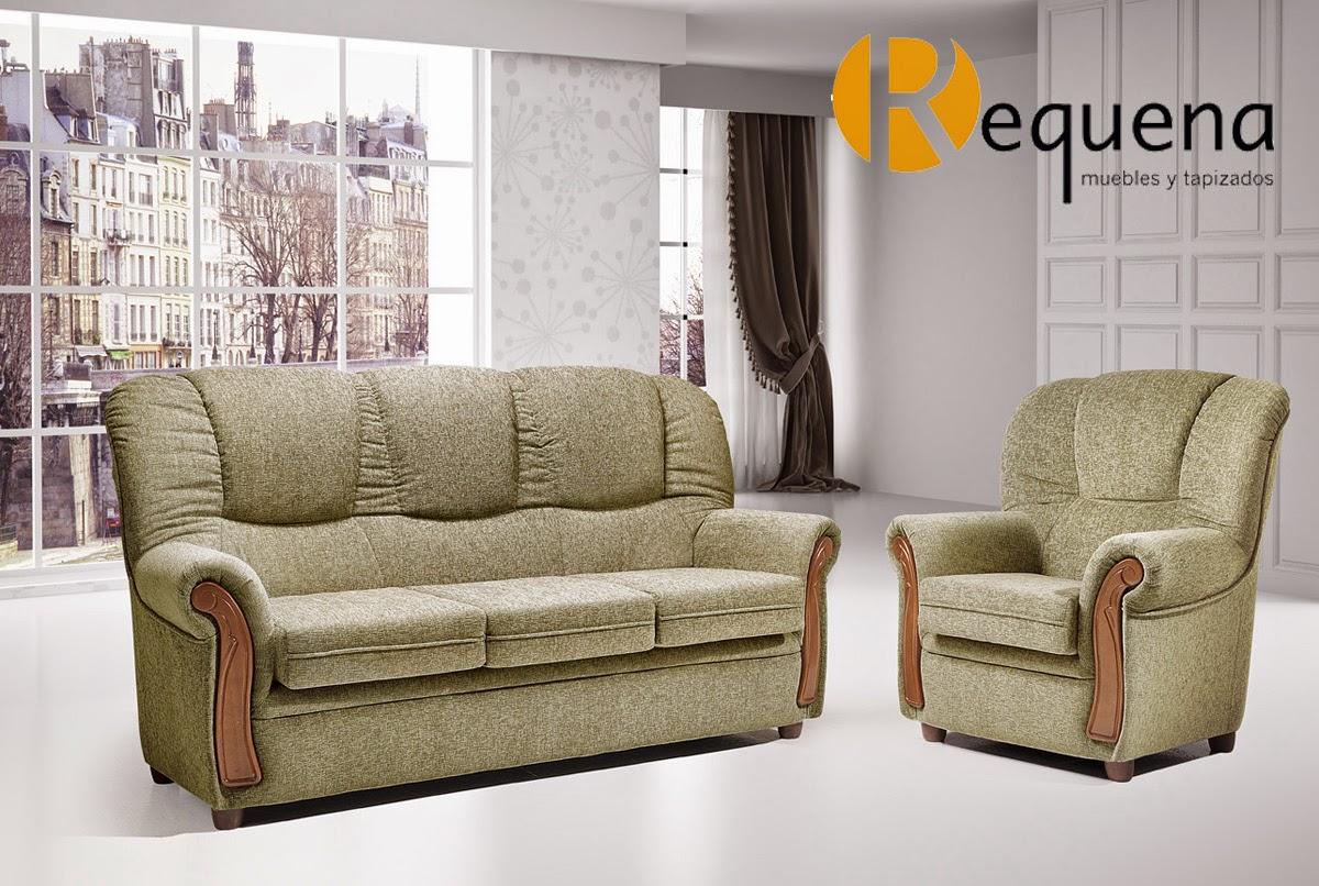 Muebles y tapizados requena liso o estampado c mo - Tapizados requena ...