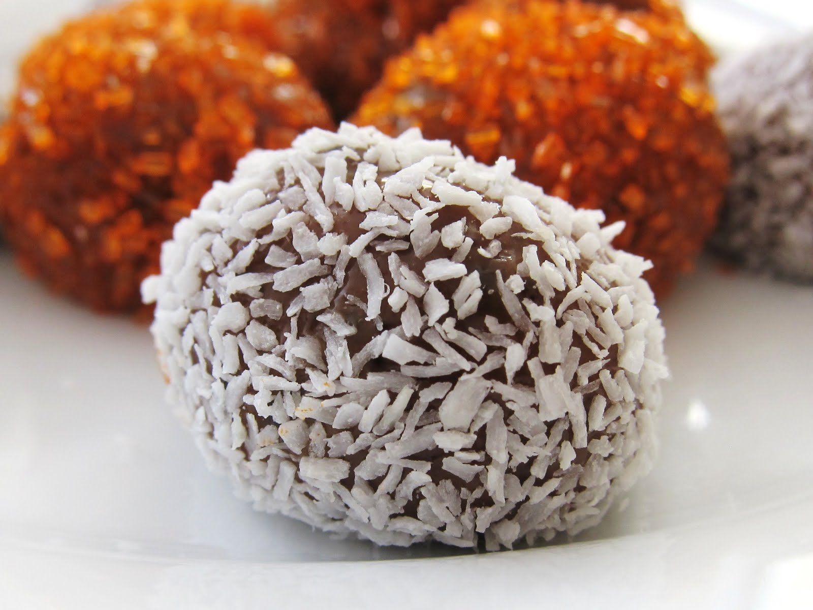 Treat a Week Recipes: Brigadeiros (Brazilian Truffles)