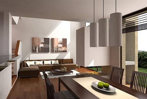 Iluminaci n para sala comedor ideas para decorar - Disenar salon comedor ...