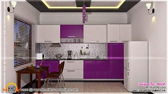 Modern interiors home