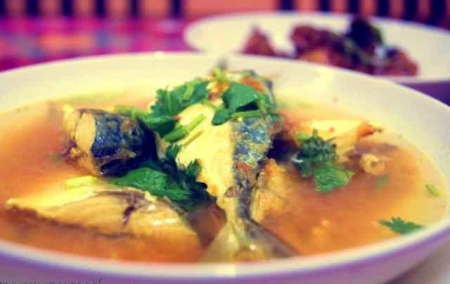 resep ikan kembung masak asam