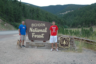 Bighorn National Forest www.traceeorman.com