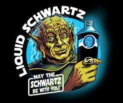 This Blog Is Powered By Liquid Schwartz .... and Blogger.