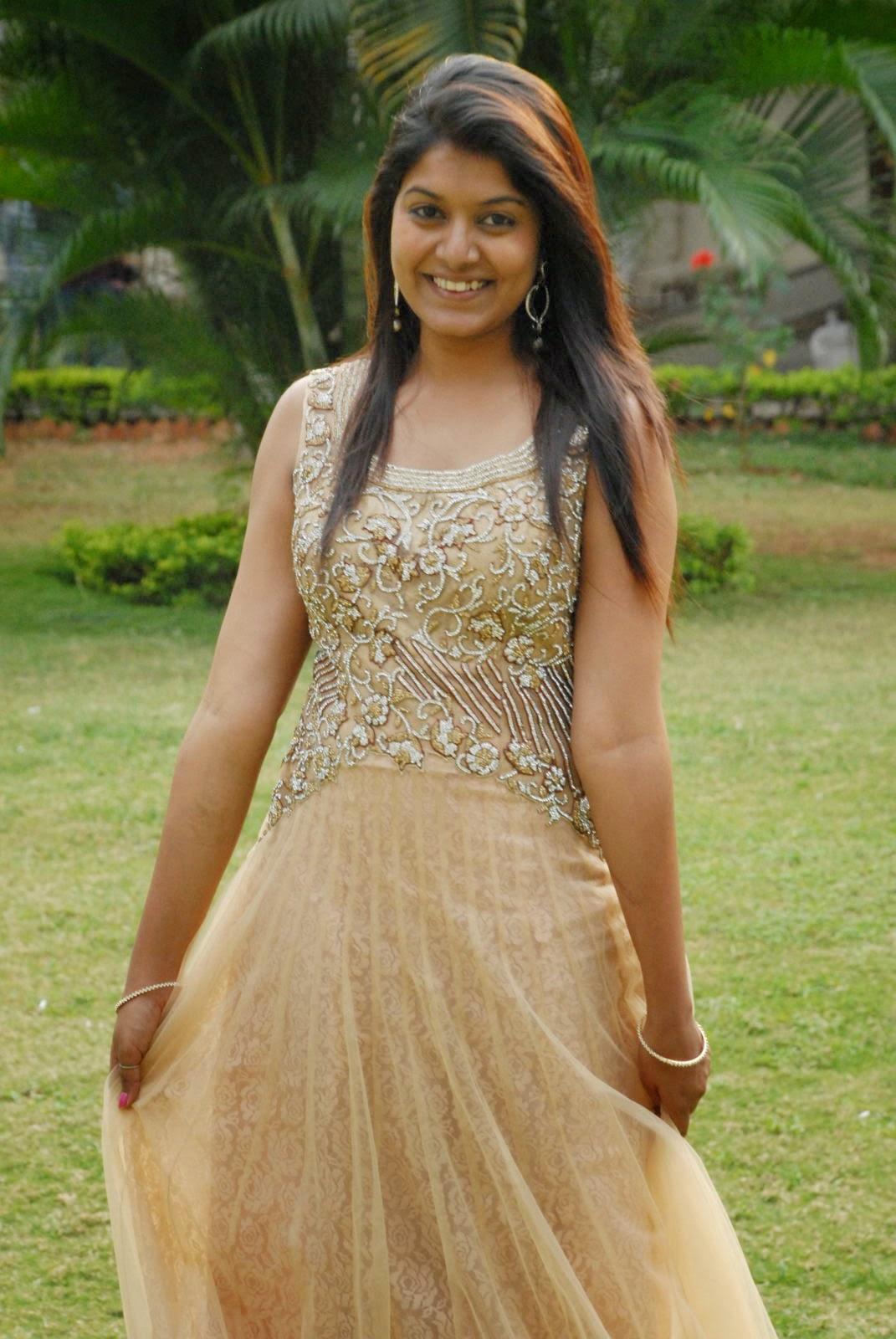 Kavya Kumar Latest Pics in Gown-HQ-Photo-18