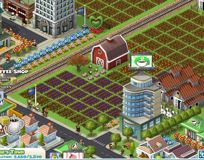 Farm3 CityVille: Learn How To Grow Thanks To The Luxury Good Crop!