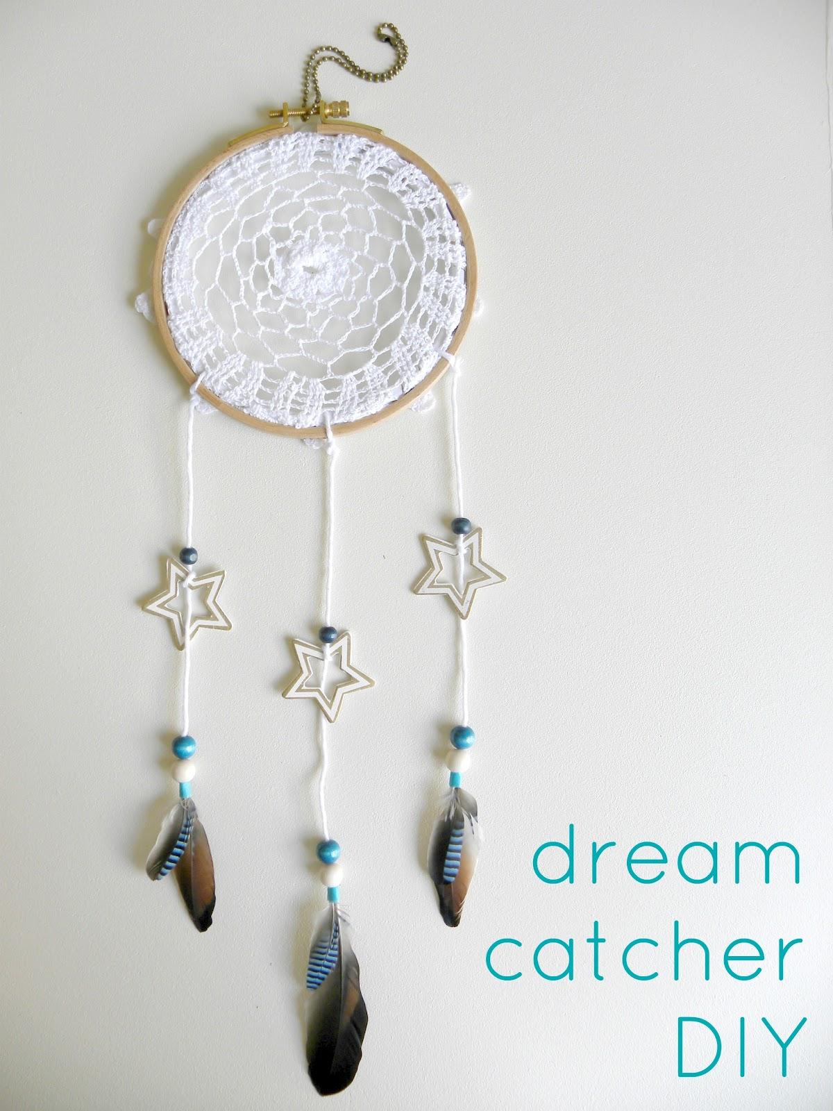 Hilatina photo tutorial dreamcatcher diy for Dreamcatcher diy tutorial