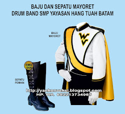 BAJU MAYORET DRUMBAND