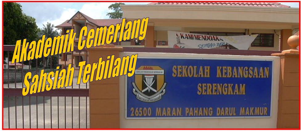 Sekolah Kebangsaan Serengkam