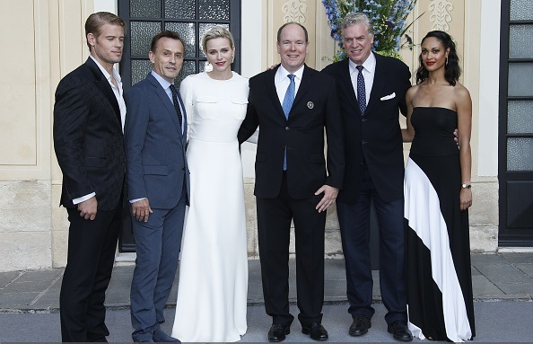 The 55th Monte-Carlo Television Festival At The Monaco Palace