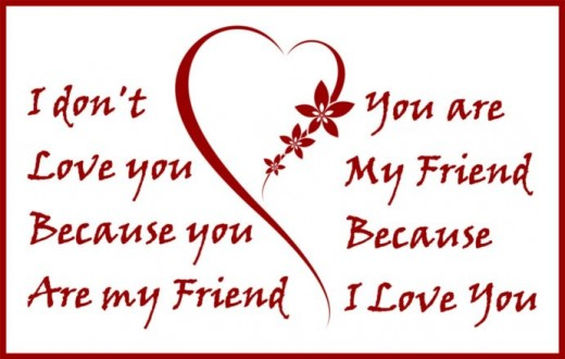 Valentines Day Greeting Card Messages For Friends  Valentine Jinni
