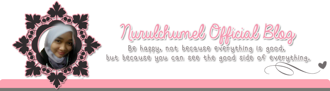Nurulchumel ❤ Official Blog
