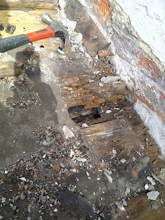 s1 builders ltd norfolk and hard landscape S1 builders ltd porch roof rot