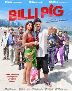 Assistir Filme Billi Pig Online 2012