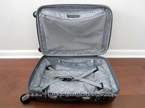 Travelpro Crew 9 Expandable Hardside Spinner review