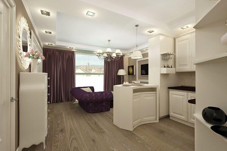 design interior apartament new clasic Constanta
