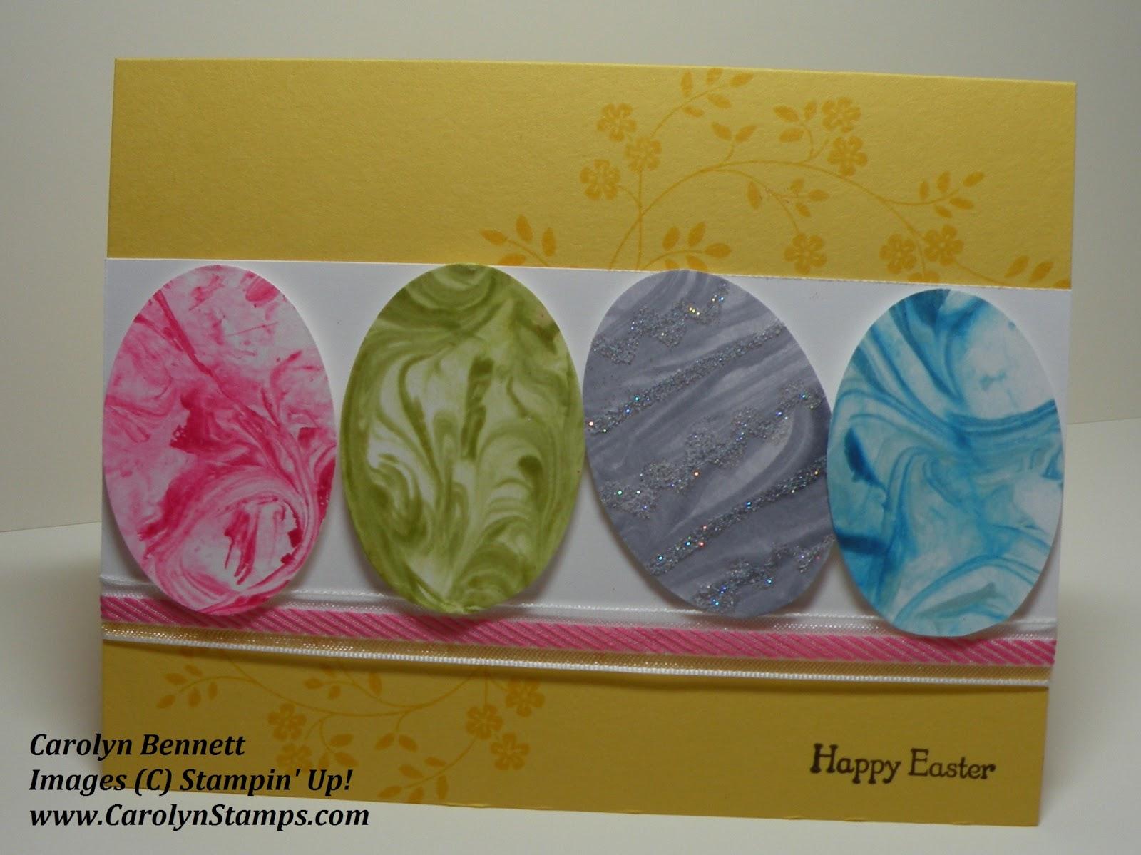 Carolyn 39 S Paper Fantasies Easter Eggs Shaving Cream