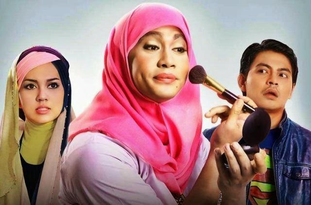 Aktor Fizz Fairuz Akui Rimas Apabila JohanaTerpaksa Berhijab!
