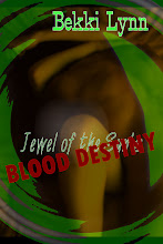 Jewel of the Sun's BLOOD DESTINY