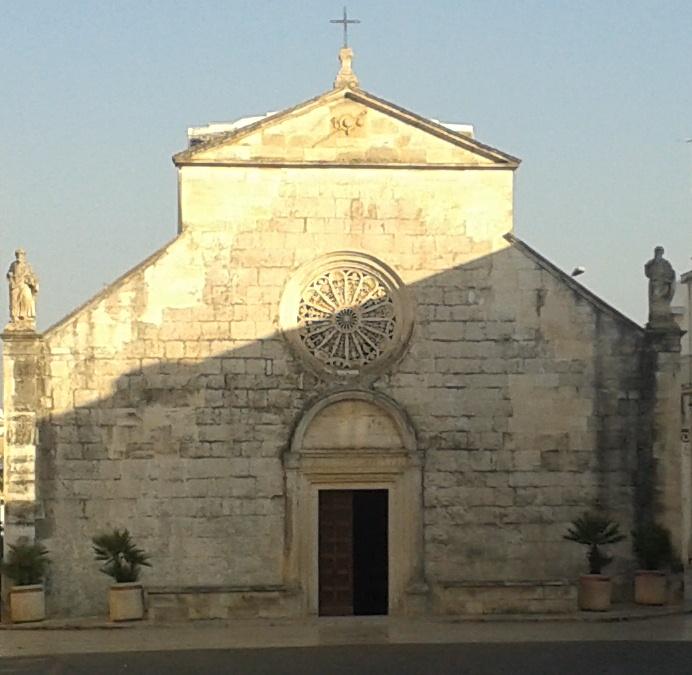 chiesa madonna della greca