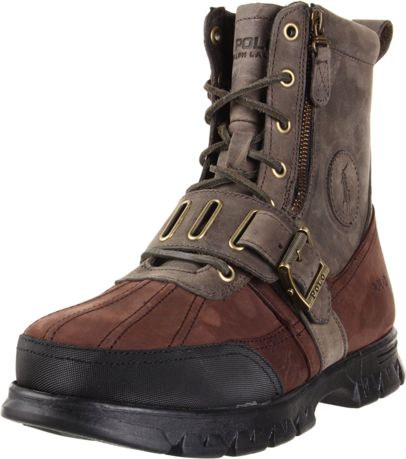Rocks Shoes: Polo Ralph Lauren Men\'s Andres Ankle Boot