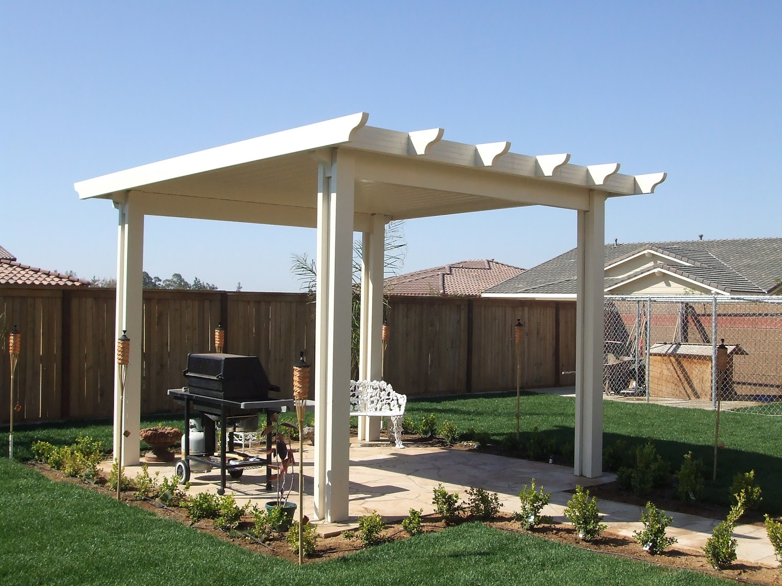 West Coast Siding Alumawood Patio Covers: Alumawood Patio Covers