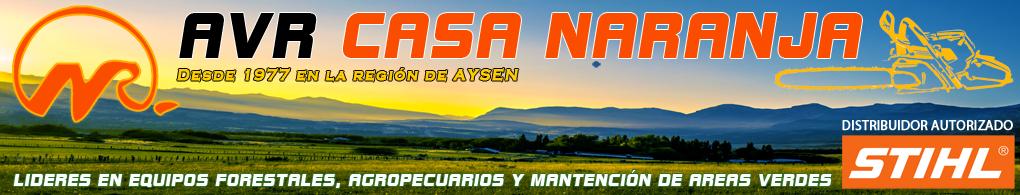 AVR Casa naranja