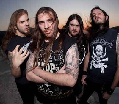 Suicidal Angels Mengambil Gitaris Baru