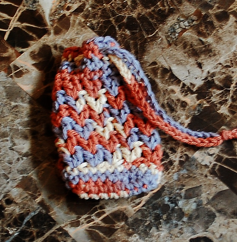 Free Crochet Patterns For Soap Bags : Posh Pooch Designs Dog Clothes: Soap Bag Crochet Pattern